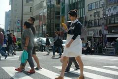 nagoya15979b (tanayan) Tags: urban town cityscape aichi nagoya japan nikon j1 road street alley