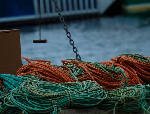 Cape North Cape Breton NS fishing dock-2