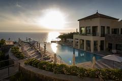 SCO5976 (ScottD Photography) Tags: mallorca holiday sun hot majorca spain balearic islands mediterranean port de sller jumeirah hotel pool sunset nikon d800