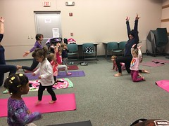 Yoga 1 (mcllibrary) Tags: ewing branch youth services event