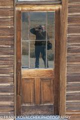 Self portrait of a ghost at Bodie? (Alaskan Dude) Tags: travel california bodie bodiestatehistoricalpark ghosttown bodiestatepark architecture landscape scenery outdoor