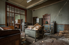 DSC_7117-HDR (Foto-Runner) Tags: urbex lost decay abandonn bureau office