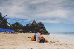 ... (...Mon) Tags: cancun quintana roo bacalar travel beach trip journey colors blue sunrise sunset boat pier clouds explore