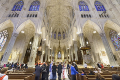 Saint Patrick Cathedral's Main Altar from its Crossing, New York (D200-PAUL) Tags: cathedralofstpatrick stpatrickcathedralof saintpatrickscathedral saintpatrickcathedral romancatholiccathedral cathedralromancatholic 5thavenue fifthavenue jamesrenwick renwickjames rockefellercenter midtownmanhattan manhattan newyorkcity newyork paulfernandez