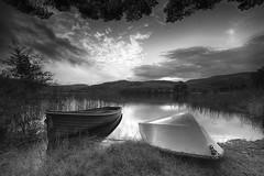 Loch Ard (ABel-Photo) Tags: scotland highlands trossachs loch ard boat