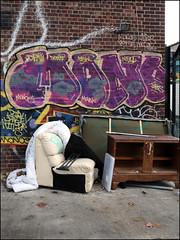 Mono (Alex Ellison) Tags: eastlondon mono dfn hackneywick urban graffiti graff boobs