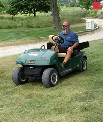 NBC/Golf Channel Worker (*hajee) Tags: lpga meritclub gurnee libertyville