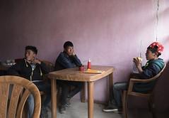 Boys at Restaurant (Ravikanth K) Tags: 500px leh ladakh people travel india jammuandkashmir restaurant boys indoor chusul