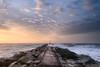 Hengistbury Head - Outdoor Photography Viewpoint (Stu Meech) Tags: hengistbury head dorset sunrise sky clouds nikon d750 outdoor photography magazine leefilters