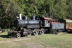 Eureka Springs & North Arkansas Railway (twm1340) Tags: 2016 eurekasprings ar arkansas north railway 1906 alco 260 mogul 201 steam locomotive
