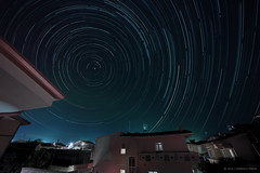 StarTrail (samuelepinna) Tags: startrail star trail night astronomy astronomia stelle lunga esposizione long exposures