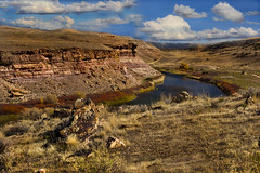Gunnison Gorge (Explore) (David Lee Short) Tags: davidleeshort colorado gunnisongorge autumn westernslope landscape