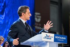 20161005_DSC4693 (patrickbatard) Tags: lr campagne meeting montauban primaire rpublicains sarkozy toutpourlafrance