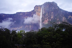 The longest fall in the world (r y o m a) Tags: latinoamerica venezuela canaima saltoangel angelfall nature landscape paisaje fall longest