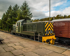D9531 (Ernest) (Rossday) Tags: rossday rossendale rawtenstall eastlancashirerailway elr ernest 2016 9531