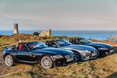 Cornwall BMW Z4 (Jon Sharp) Tags: nikon bmw z4 z4m alpina cornwall levant tin mine sports car roadster outdoor