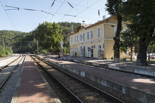 Veliko Tarnovo railway station, 17.09.2015.