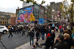 Rememberance Day Halifax Nova Scotia (Royal Canadian Navy / Marine royale canadienne) Tags: remembrance day canadian armed forces grand parade halifax canada royal navy legion mounted police rcn mrc rcmp rcl