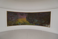 NH0A0518 (michael.soukup) Tags: impressionism impressionist art orangerie musee musedelorangerie paris france painting waterlilies monet matisse picasso sisley museum mural tuileries concorde masterpiece