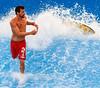 Man Surfing (Bluryalis) Tags: surf man skimboard sport wave