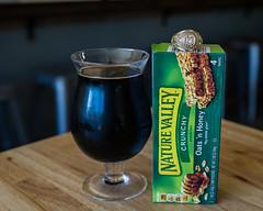 Texas Aggie Ring Enjoys a Breakfast Stout beer. (flickr4jazz) Tags: tintonfalls newjersey unitedstates us