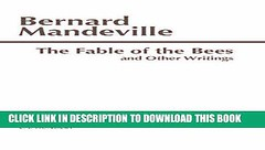 [PDF] Epub The Fable of the Bees and Other Writings (Hackett Classics) Full Download (kirlodaglo) Tags: pdf epub the fable bees other writings hackett classics full download
