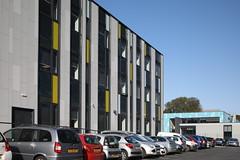 Coventry-USC (4) (jamesutherland) Tags: curtainwall aluminiumwindows entrancedoors
