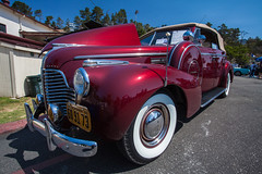 IMG_2059 (draydogg) Tags: 10thannual 1940 1940buickphaeton buick cambria carshow classic classiccar classiccarshow entry58 paulcurnt phaeton pinedorado pinedoradocarshow red