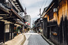 The Main Street (Pikaglace) Tags: sony a7 nagahama japon japan asie asia travel street pavement pavés traditional architecture traditionnelle japonaise japanese