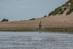 runner (pamelaadam) Tags: newburgh forviesands aberdeenshire scotland june summer 2016 visions meetup fotolog digital thebiggestgroup sea people lurkation