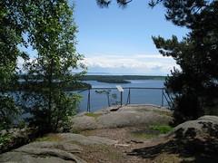 Klintens utsiktsplats, Klinten viewpoint, Vaberget, 2010 (2)