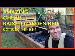 How to Build a Raised Garden Bed. THE ULTIMATE Pallet Wood Vegetable Garden. (freecycleshop) Tags: garden gardenbed howtobuildaraisedgardenbed howtobuildaraisedveget pallet palletgarden palletgardenbed palletprojects pallets raisedgardenbed raisedvegetablegarden