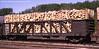 Typical Soo Line Railroad Pulpwood Gondola 1965 (Twin Ports Rail History) Tags: twin ports rail history by jeff lemke time machine soo line railroad pulpwood gondola industry 1965