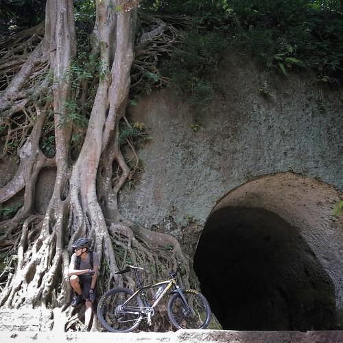 Goa Jepang in Tahura Djuanda