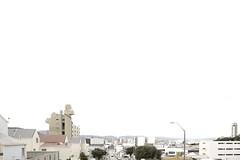 Wellington Minimal (dan_walk) Tags: minimal wellington new zealand nz aotearoa grey gray white cloudy architecture city town street photography skywards urban exploration exploremore explore more ian athfield architect buildings density