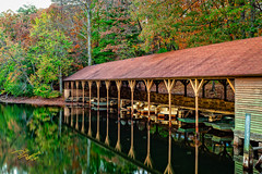 The Boat House (Dave Reasons) Tags: crossville tennessee unitedstates us