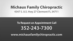Welcome to Michaux Family Chiropractic (michauxfamilychiropractic) Tags: chiropractic chiropractor adjustment spine back hurt pain auto massage physical therapy acupuncture orthotics nutrition doctor sports injury holistic counseling michauxfamilychiropractic drkurtmichaux familycare personalinjury pediatricchirocare chiropracticcare painmanagement decompression