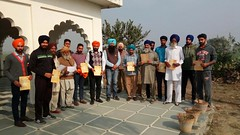 Support of the youth of Punjab for the signature campaign is overwhelming - Bikram Singh Majithia (1) (BikramSMajithia) Tags: akalidal bikramsinghmajithia punjab signaturecampaign againstsyl