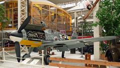 Nesthkchen (Schwanzus_Longus) Tags: technikmuseum speyer german germany old classic vintage plane aircraft propeller ace fighter worl war 2 ii ww wwii messerschmitt bf me 109 g 4 gustav