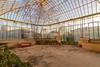 (theluuxx) Tags: urbex urbexfrance europe greenhouse serre verrière abonned decay nikon goldenhour