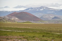 Silent Volcano (EC@PhotoAlbum) Tags: volcano vulcano islanda iceland landscape paesaggio snaefell snaefellsnesspeninsula