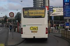 Mercedes-Benz Tourismo Rhd-m #557 (busdude) Tags: mercedesbenz tourismo rhdl looktours rhdm 557 oad gray line klm royal dutch airlines bus bv the neterlands