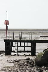 Jetty (daveandlyn1) Tags: jetty rocks steps sea water beach canon eos 450d efs55250mm f456is thewirral westkirby dslr seaside ladder