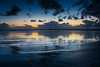 Evening Calm (jfusion61) Tags: washington kalaloch beach coast water northwest sunset clouds reflection nikon d810 2470mm sky olympic national park blue hour landscape calm waves pacific ocean
