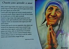 Madre Teresa de Calcuta (MariaTere-7) Tags: madre teresa calcuta calendario ediciones paulinas caracas venezuela oracion aprender amar maratere7