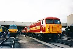 56091 at Toton (Decibel Dave) Tags: class56 brel ews toton depot 56091 type5 railfreight