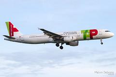 TAP Portugal Airbus A321-211  |  CS-TJE  |  London Heathrow  - EGLL (Melvin Debono) Tags: tap portugal airbus a321211 | cstje london heathrow egll melvin debono spotting canon 7d 600d airplane airport aircraft aviation air uk united kingdom