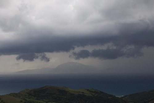 Tormenta en el Estrecho / Storm in the Strait of Gibraltar