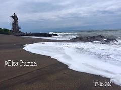 Pantai Pererenan Canggu (Eka Purna Sumeika *PIC*) Tags: pantai pererenan canggu bali indonesia waves sky cloudy landscape