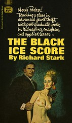 Gold Medal Books D1949 - Richard Stark - The Black Ice Score (swallace99) Tags: goldmedal vintage 60s thriller paperback robertmcginnis